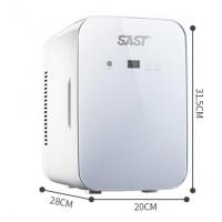 Холодильник для косметики Sast AQ-8L