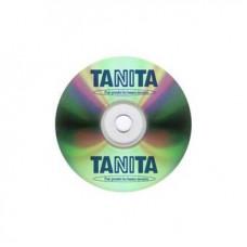 CD-диск с Программным Обеспечением Tanita