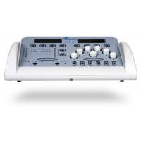 АКФ-01 Многофункциональный аппарат, предназначенный для проведения процедур ультразвуковой чистки кожи, ультрафонофореза, микротоковой стимуляции и электрофореза.