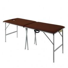 Массажный стол повышенной устойчивости на 8-ми ногах л-СМ