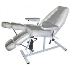 Педикюрно-косметологическое кресло Марья. Гидравлика