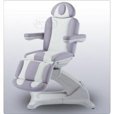 Косметологическое кресло МК33 три мотора с вращением