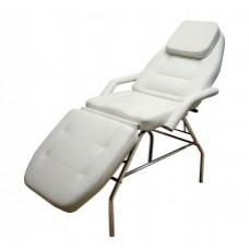 Косметологическое кресло Релакс хромированое