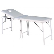 Складной массажный двухсекционный стол MK-06
