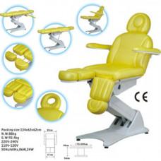 Кресло для педикюра с подогревом KPE-4 (2 мотора)