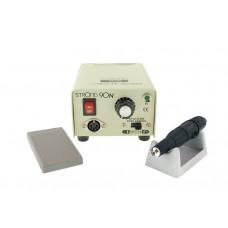 Аппарат для маникюра Strong 90N\102L с педалью в коробке