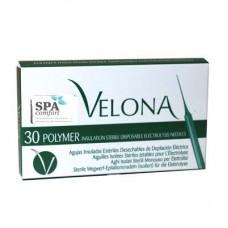 Velona иглы с изоляцией Velona K для эпиляции (30шт.)